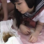マサキ真司 描き下ろし新作 「インサイド」 透明ブルマ少女羞恥排泄遊戯